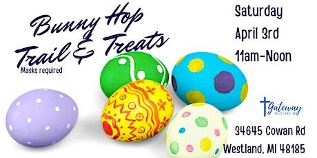 "Community Easter Egg Hunt ""Bunny Hop"" tickets"