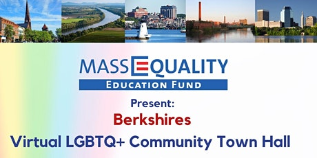 Berkshire County LGBTQ+ Town Hall and Listening Session tickets