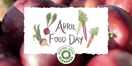 April Food Day 2021 tickets