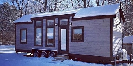 Tiny Homes, Big Feelings Project Kickoff tickets
