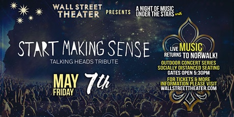 Start Making Sense tickets