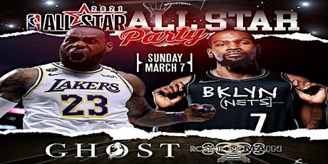 All-Star Weekend at Ghost Houston tickets