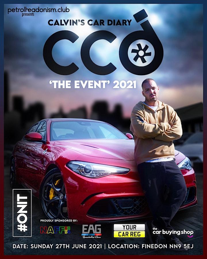 Calvin's Car Diary - CCD THE EVENT - Sunday 27th J image
