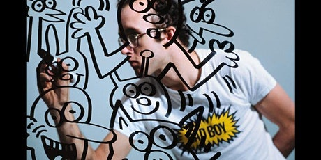 Live Online Seminar: Keith Haring & New York tickets