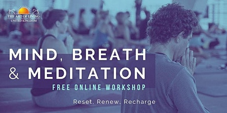 An Introduction to Meditation and Breath Workshop tickets