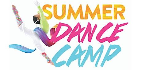 Summer Dance Camp tickets