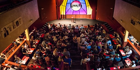 Saturday Late Night Laughs at Laugh Factory Chicago tickets