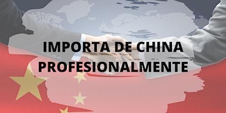 Seminario: Cómo importar de China profesionalmente y con seguridad. entradas