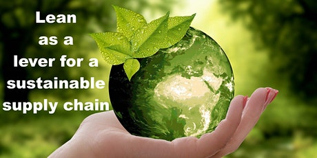 ASQ Canada webinar : Lean as a lever for a sustainable supply chain tickets