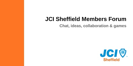 JCI Sheffield Members Forum (June) tickets