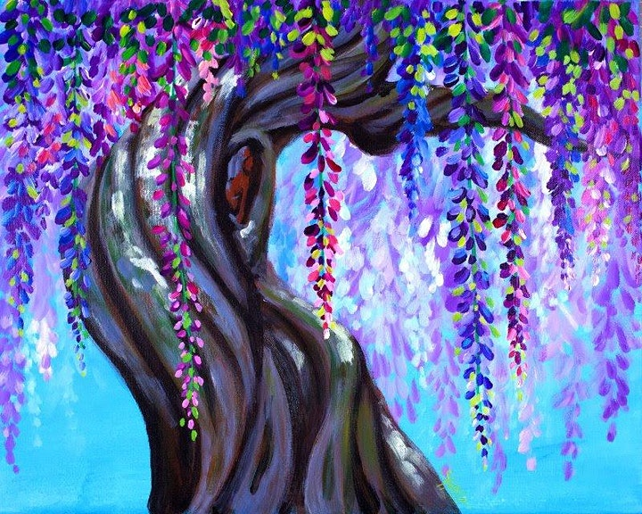 Wisteria Ancient tree image