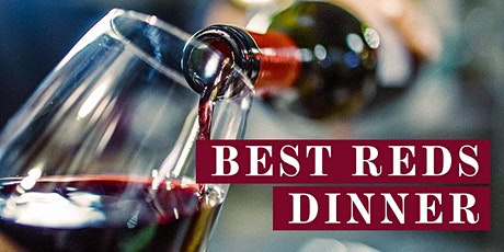 Best Reds Dinner | Canberra tickets