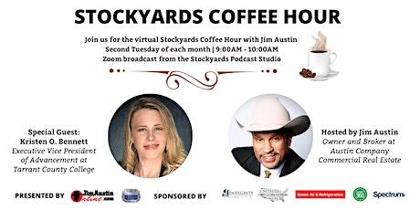 Virtual Stockyards Coffee Hour tickets