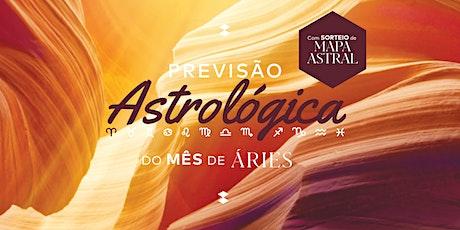 Prev. Astrológica Mês de Áries (Lua Nova) - Março de 2021 tickets