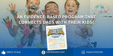 Super Dads Super Kids Facilitator Training tickets