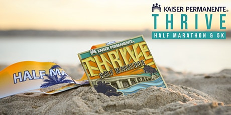Thrive Half Marathon & 5K boletos