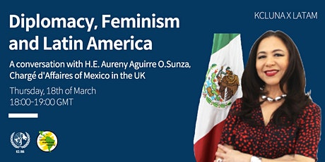 Diplomacy, Feminism and Latin America tickets