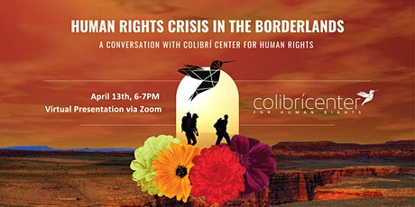 A Conversation with Colibrí Center for Human Rights at John Jay College tickets