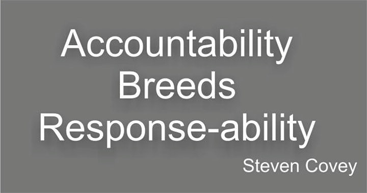 Your Weekly Accountability Group (Free) 4pm start image