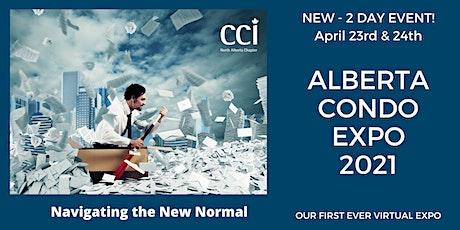 2021 Alberta Condo Expo (ACE) - Presented by Canadian Condominium Institute tickets