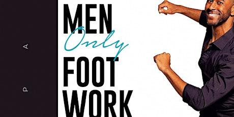 FREE Men Konpa Footwork Dance Workshop ( MIAMI ) tickets