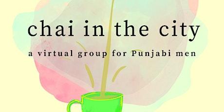 Open Group for Punjabi Men: Navigating Social media Abuse and Harassment tickets