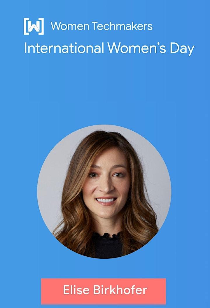 International Women's Day Celebration in Toronto (virtually) image