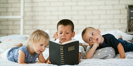 Children's Ministry - Ages 3 & 4 - 10:30AM tickets