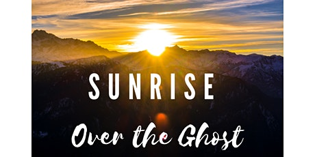 Sunrise over the Ghost- Guided Intermediate hike tickets