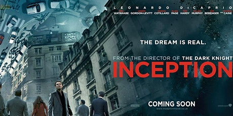 INCEPTION - Drive-In tickets