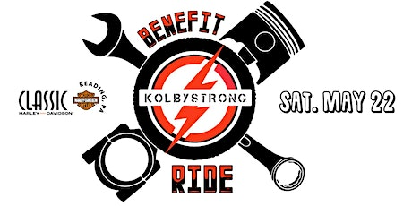 Kolby Strong Ride tickets