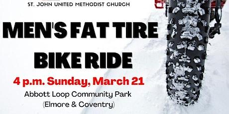 United Methodist Men's Fat Bike Ride tickets