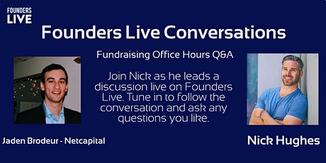 Netcapital - Fundraising and Investment Office Hours (Open Q&A) tickets