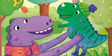 Dino Love Toddler Storytime tickets