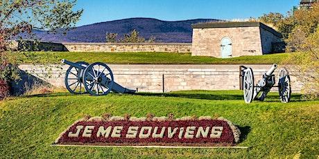 """Os Encontros """"Minha Vida no Quebec"""" - Sistema de educação no Quebec ingressos"""