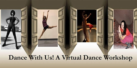 Dance With Us! A Virtual Dance Workshop tickets
