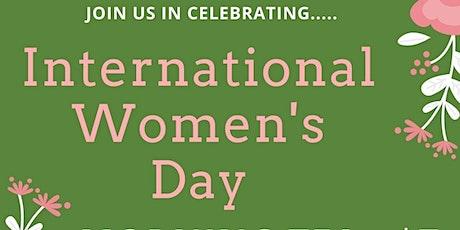 International Women's Day Morning Tea tickets