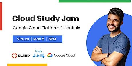 Cloud Study Jam: Google Cloud Platform Essentials tickets