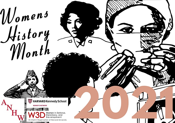 Women's History Month: Celebrating Women in Politics & Policy image