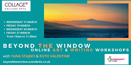 Beyond the Window - creative workshops for over-50s living in Haringey tickets