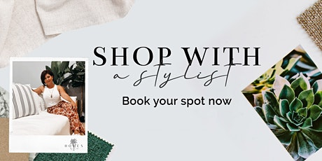Shop With A Stylist tickets