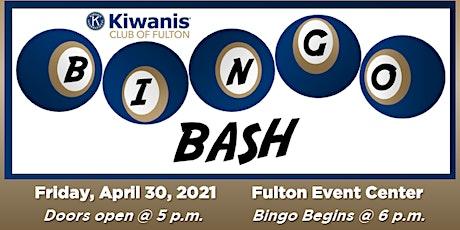 Bingo Bash tickets