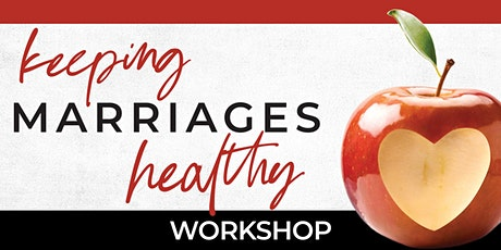 Virtual Keeping Marriages Healthy Workshop - RVA tickets