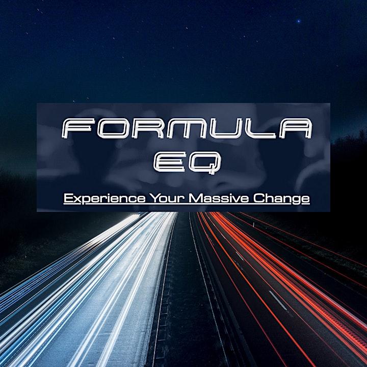 Formula EQ, 3 days of Transformation  with Preston Weekes & Eldin Hasa image