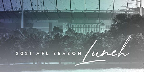 Change Victoria 2021 AFL Lunch tickets