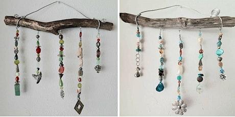 Wire Beaded Art Hanging Workshop  - Garden City tickets