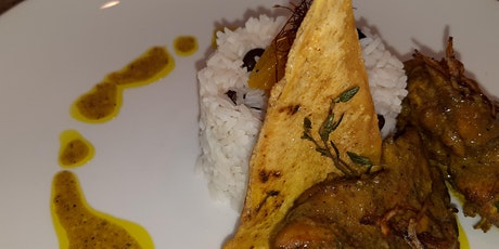 Joseph's Table Underground Supper Club Presents West Indian Curry tickets