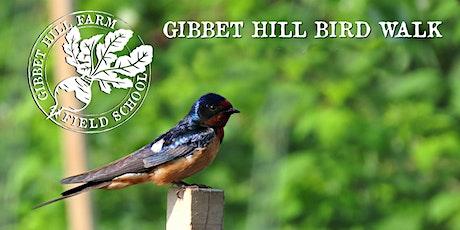 Gibbet Hill Farm Bird Walk tickets