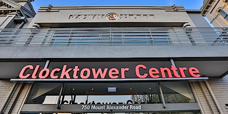Creative reconnection at the Clocktower - Artist Networking Event tickets