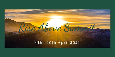 The Rise Above Summit tickets